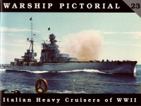 Italian Heavy Cruisers of WWII
